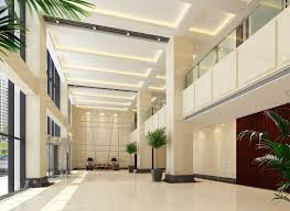 lobby office. Office Building Lobby Indoor Green Design