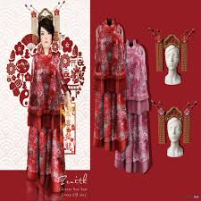 Small Picture 2015 Chinese New Year Dress Group Gift by Zenith Fashion