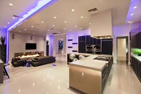 Interior Spotlights Home