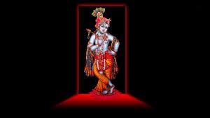 lord krishna dark back ground download ...