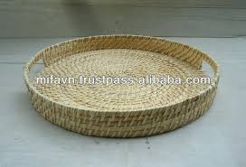round wicker tray round rattan serving bamboo tray tray with handles round rattan serving serving round wicker tray round wicker rattan serving