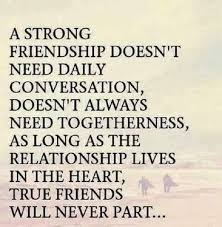 quotes about friendship and distance