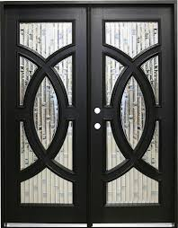 inspiring modern double entry doors and urban doors