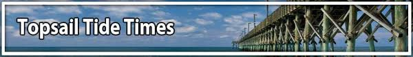 Topsail Tide Times Surf City Ocean Pier