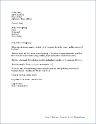 Typing A Reference Letter Choice Image Letter Format Formal Sample