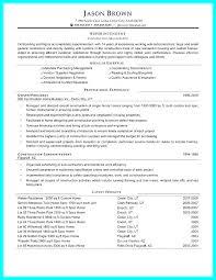 Superintendent Construction Resume Construction Superintendent Resume Samples Sample Free Maker Sample