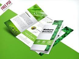 3 Fold Brochure Template Photoshop Free 3 Fold Brochure Template 3