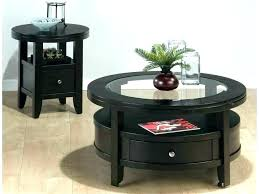 tall round end table black coffee table in living room center for dining small end tables