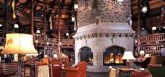 cau montebello s six sided fireplace this is no ordinary log cabin