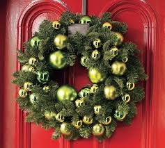 ... Impressive Decorated Christmas Wreaths Agreeable 15 Wreath Ideas For  2010 By Potterybarn ...
