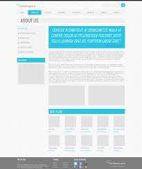 page layout with bootstrap 3