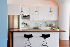 Small Picture Small Apartment Kitchen Design Home Design