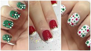 DIY Cute & Easy Christmas Nail Polish Designs For Beginners #15 ...