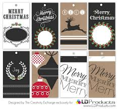 printable holiday tags wrapping paper and sign printable holiday chalkboard gift tags gift wrap and sign that you can write on