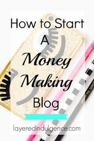 Have you ever wanted to start a blog how about a blog that can make