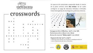 crosswords collective artists november 14th 19h