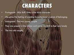 brill characterization essay miss brill characterization essay