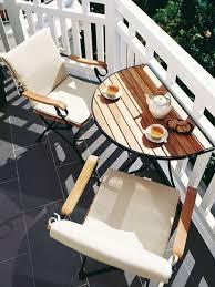 small balcony furniture ideas some