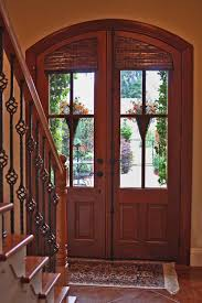 front door shades. Front Door Shades Design With Grey Painted Wall And Picture Frame Viewing Gallery