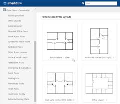 office layout planner. office plan templates symbol library layout planner f