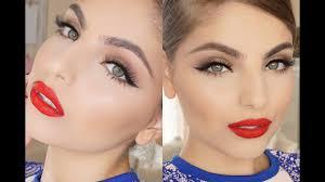 modern take on clic hollywood glam makeup tutorial