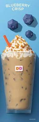 Get full nutrition facts for other dunkin' donuts products and all your other favorite brands. Blueberry Crisp Iced Coffee Dunkin Donuts Beverage Buddies Mini 01 Forget Being Cool