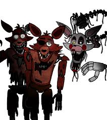 five nights at freddy s five nights at freddy s 4 five nights at freddy s 3 horse like mammal demon png image with transpa background