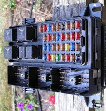 please locate the sjb for me taurus car club of america ford interior fuse box jpg