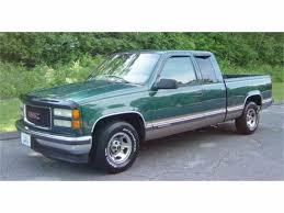 1996 GMC SIERRA EXTENDED CAB for Sale | ClassicCars.com | CC-985206