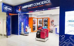 Gatwick Airport Sim Card Vending Machine Inspiration Airport Concierge Gatwick Airport