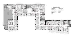 office space planning boomerang plan. Gallery Of Office Rd Construction Company Ind For Space Planning Boomerang Plan