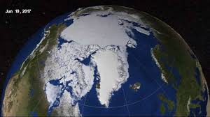 antarctic ice sheet growing of summer arctic sea ice extent is eighth lowest on record