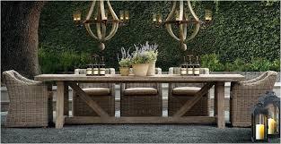 outdoor furniture restoration. Restoration Hardware Teak Outdoor Furniture Garden  New