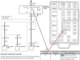 ford f150 radio wiring diagram image 1986 F150 Radio Wiring Diagram Ford F150 fuel Pump