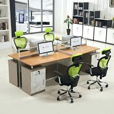 4 person office desk copanme