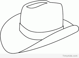 15 Cowboy Coloring Pages Timykids