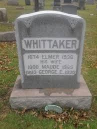 Elmer Whittaker (1874-1936) - Find A Grave Memorial