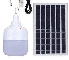 bulb năng lượng măt trời 90w - Đèn năng Lượng Mặt Trời