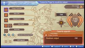Xenoblade Chronicles 2 Poppiswap Guide How To Upgrade