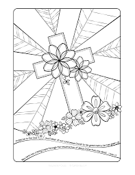 Religious Easter Coloring Pages Christian Jesus Coloring Page J