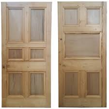 Reclaimed Glazed, Four, Five, and Six Panel Doors — Holyrood ...