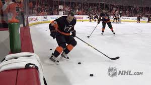 flyers nhl philadelphia flyers hockey stop gif by nhl find share on giphy