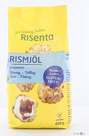 Bildresultat för rismjöl risenta