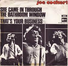 Everything Paul Mccartney She Came In Through The Bathroom Window