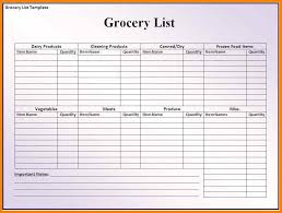 grocery checklist template 10 grocery checklist template word plastic mouldings