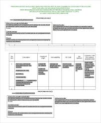 Sample Commercial Invoice 7 Documents In Word Pdf