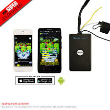 smartphone controlled lighting. SUPER DUTY Bluetooth Controller Smartphone Controlled Lighting
