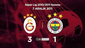 Galatasaray 3 - 1 Fenerbahçe Maç Özeti 7 Aralık 2011 - YouTube