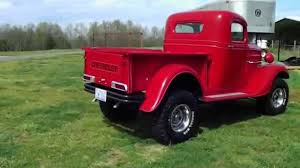 1936 Chevrolet Truck 4x4 for Sale in NC - YouTube