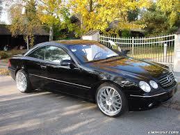 lovet's 2000 Mercedes-Benz CL500 - BIMMERPOST Garage